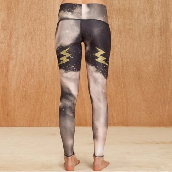 839754fdb1aeb Teeki lightning bolt yoga pants. M_5ac53a725521be4f42acf93f